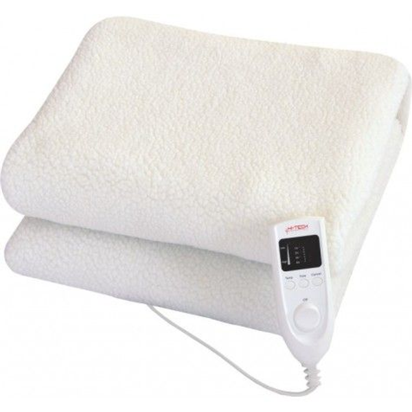 - HI-TECH MEDICAL ORO-WORM BED electric blanket Electric bed warmer 60 W White