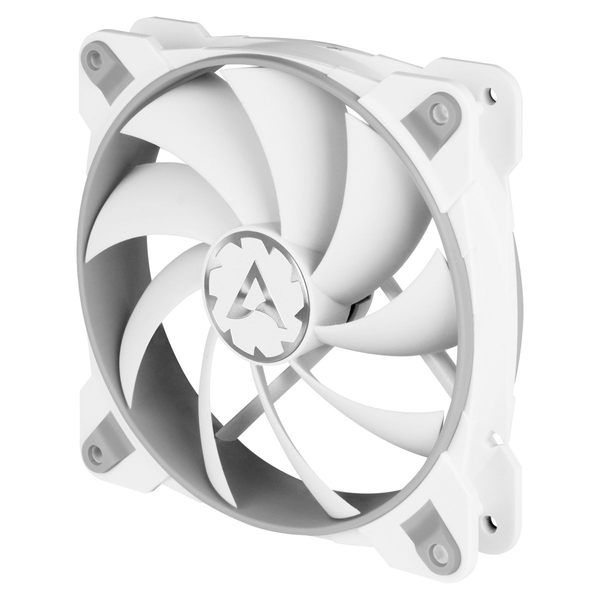 - ARCTIC BioniX F120 (Grey/White) - Gaming Fan with PWM PST