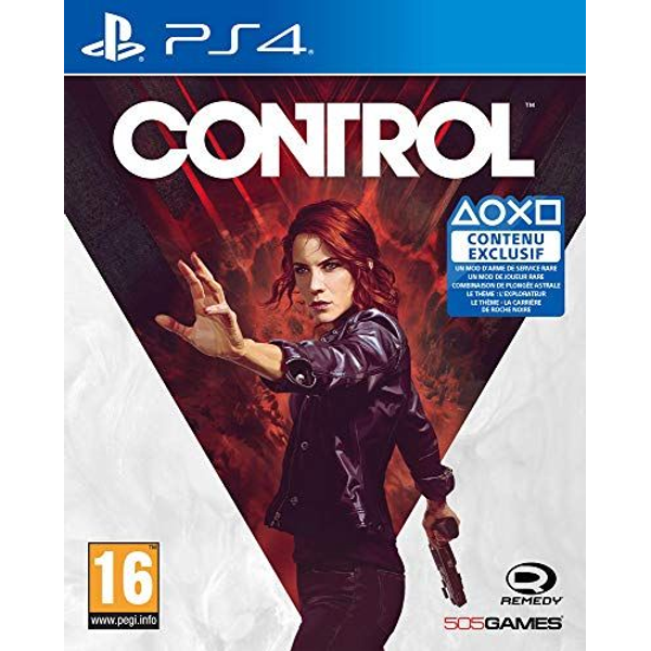- 505 Games Control Basic French PlayStation 4