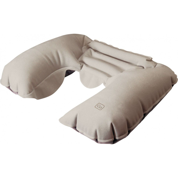 GOTravel - Go Travel The Snoozer travel pillow Inflatable Beige