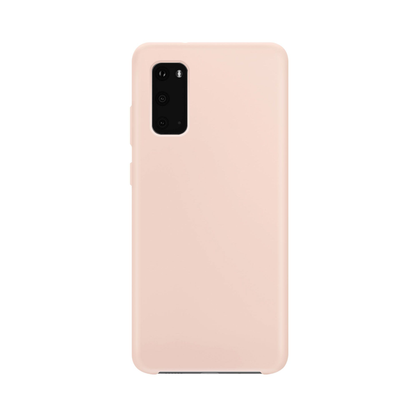 """Xqisit Silicone mobile phone case 15.8 cm (6.2"""") Cover Rose"""