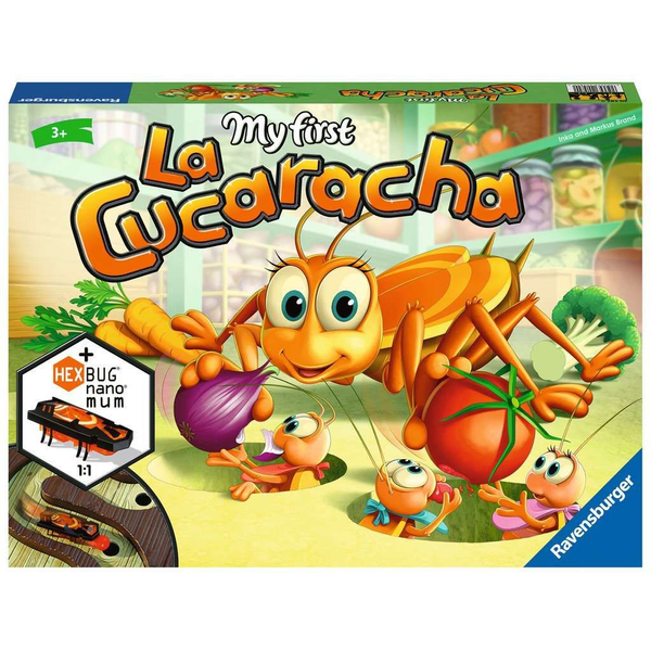 RAVENSBURGER - Ravensburger My first La Cucaracha Kinder