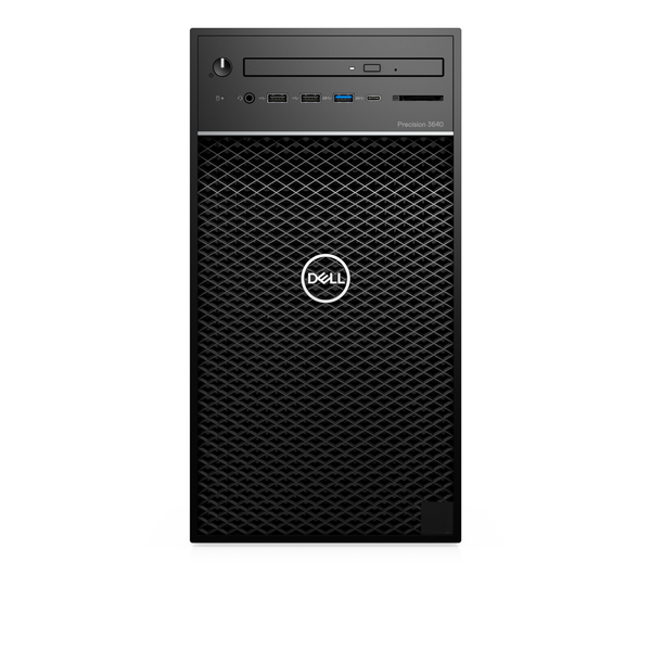 - DELL Precision 3640 DDR4-SDRAM i7-10700 Tower 10th gen Intel® Core™ i7 16 GB 1256 GB HDD+SSD Windows 10 Pro Workstation Black