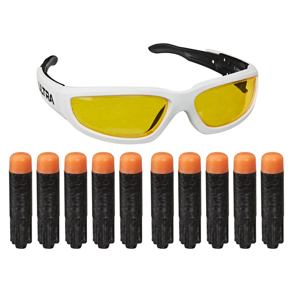 NERF ULTRA - Hasbro Nerf Ultra Vision Gear and 10 Nerf Ultra Darts