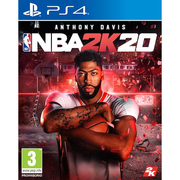 - Sony NBA 2K20, PS4 Standard Englisch PlayStation 4