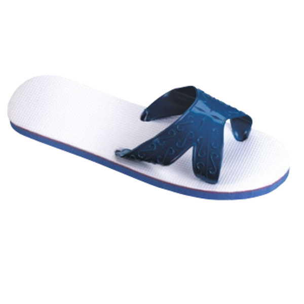 Beco - BECO-Beermann 9212-6-40/41 shoes Unisex Blue, White Sandals