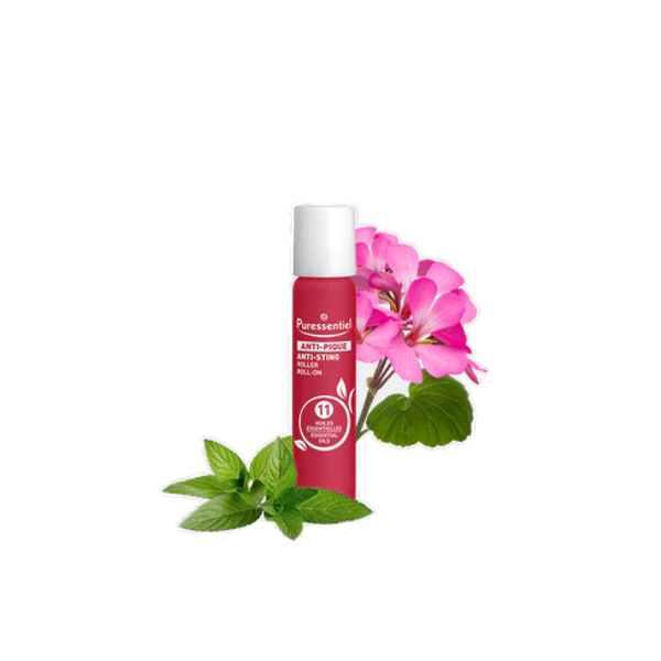 - Puressentiel 7527868 itching/rash treatment Itching relief Red 5 ml