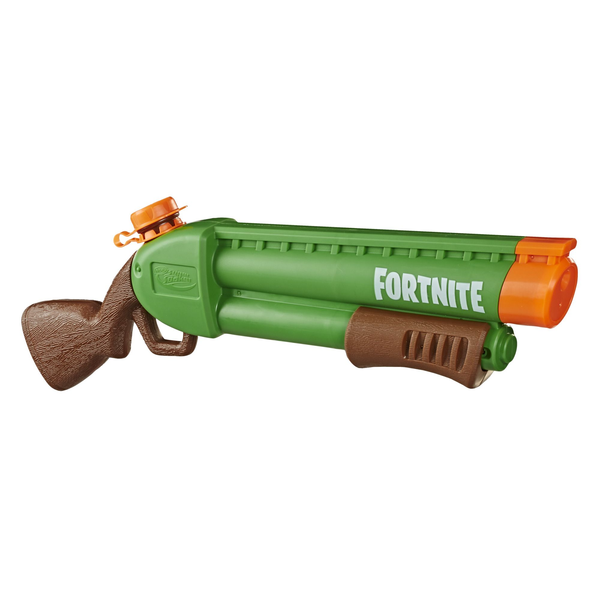 SUPER SOAKER FORTNIT - HASBRO - NERF Super Soaker Fortnite Pump-SG