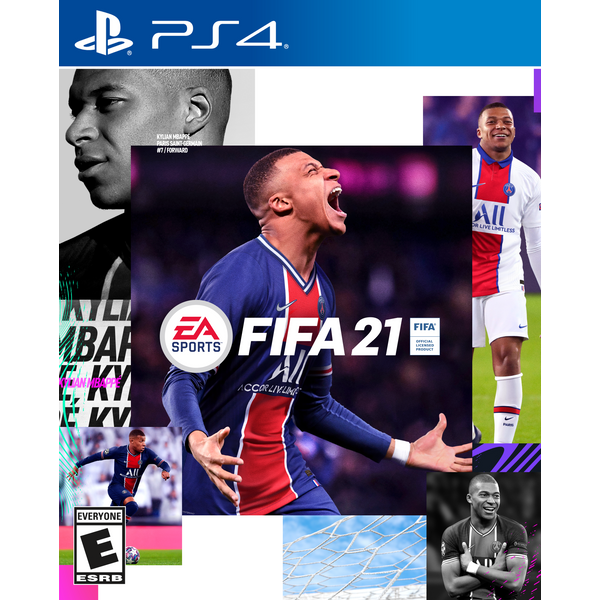 - Electronic Arts FIFA 21 Basic English, Italian PlayStation 4