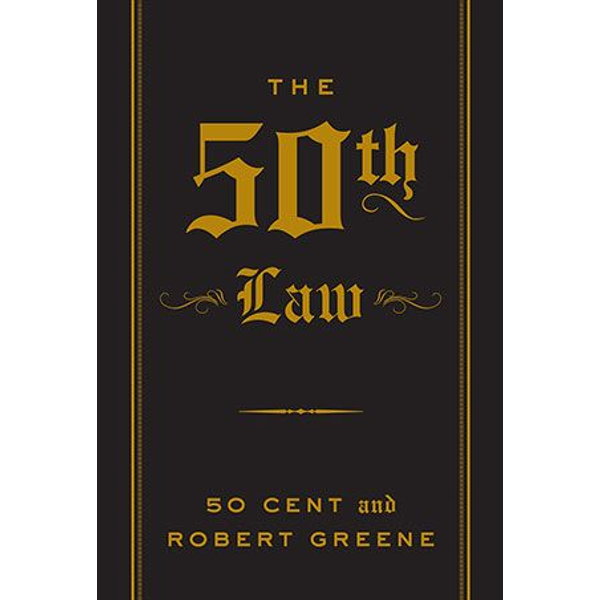 Greene, Robert - Allen & Unwin The 50th Law book Business & finance English Paperback 320 pages