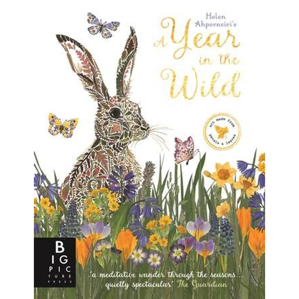 Symons, Ruth - ISBN A Year in the Wild book Paperback 64 pages