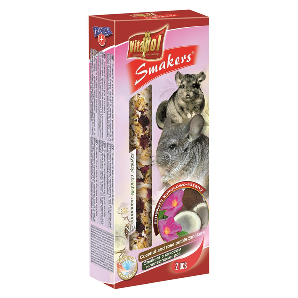 - Vitapol zvp-1605 Snack 90 g Chinchilla
