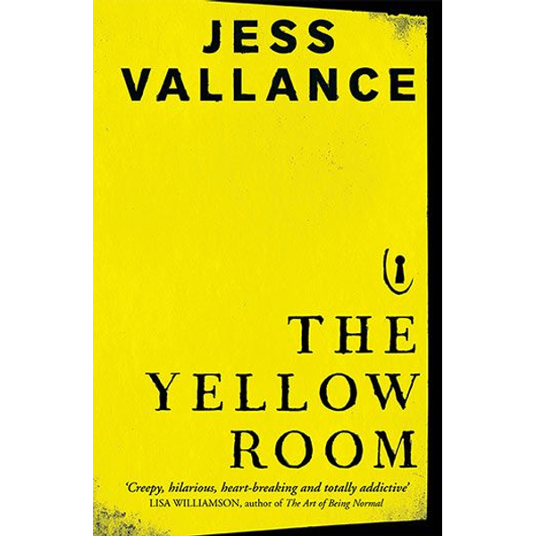 Vallance, Jess - Allen & Unwin The Yellow Room book Fiction English Paperback 272 pages