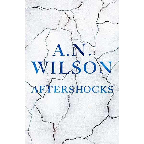 Wilson, A. N. (Author) - ISBN Aftershocks book Paperback 288 pages