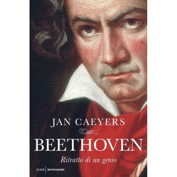 Jan Caeyers - ISBN Beethoven book Italian 672 pages