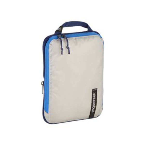 eagle creek - Eagle Creek Pack-It Isolate Compression Cube S Polyester Blue, White Unisex