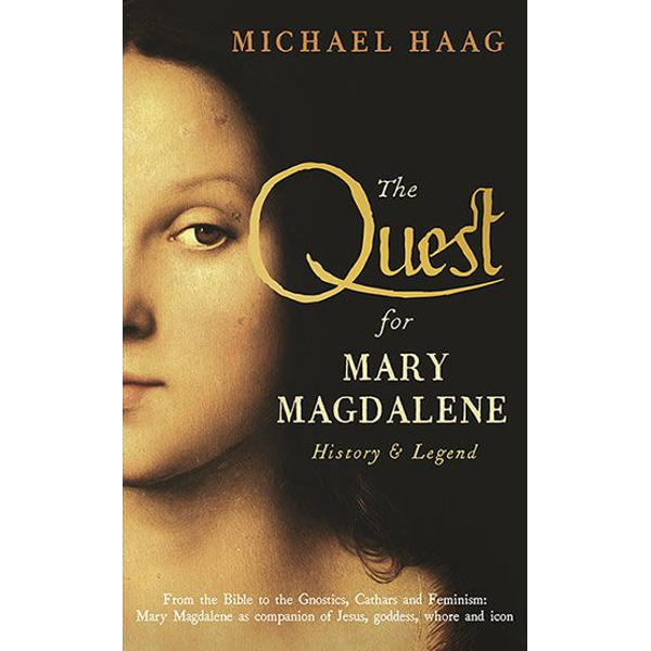Haag, Michael - Allen & Unwin The Quest For Mary Magdalene book History English Paperback 338 pages