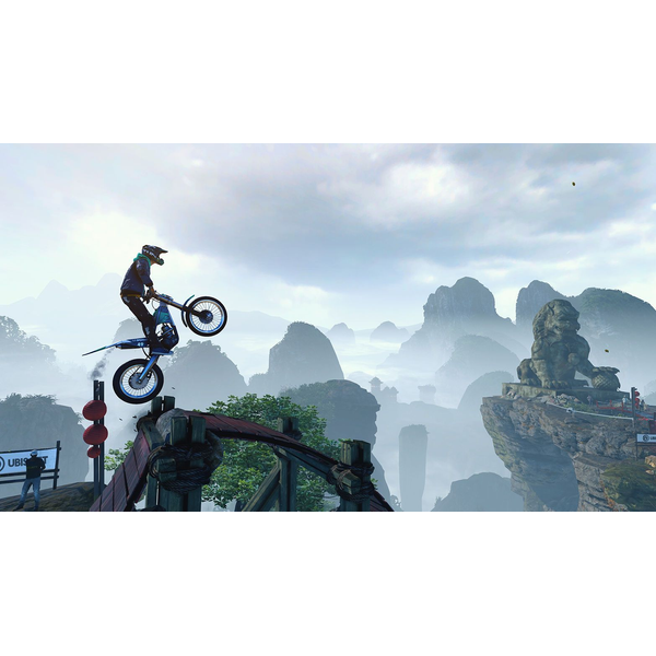 - Ubisoft Trials Rising Gold Edition English Xbox One