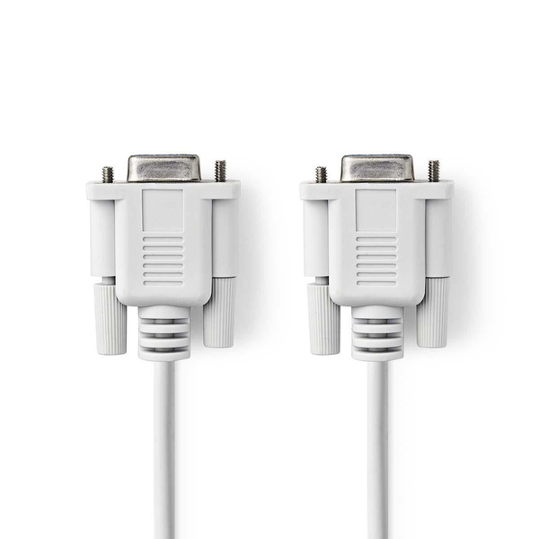 - Nedis CCGP52055IV20 signal cable Ivory