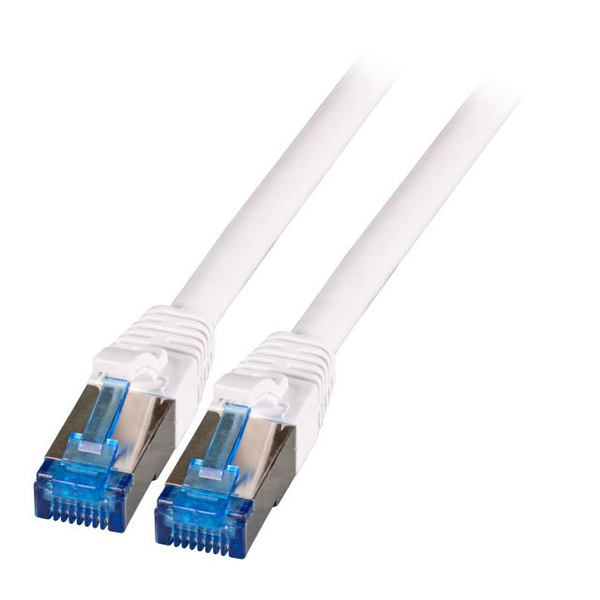 - EFB Elektronik K5525FWS.1,5 networking cable Red, White 1.5 m Cat6a S/FTP (S-STP)