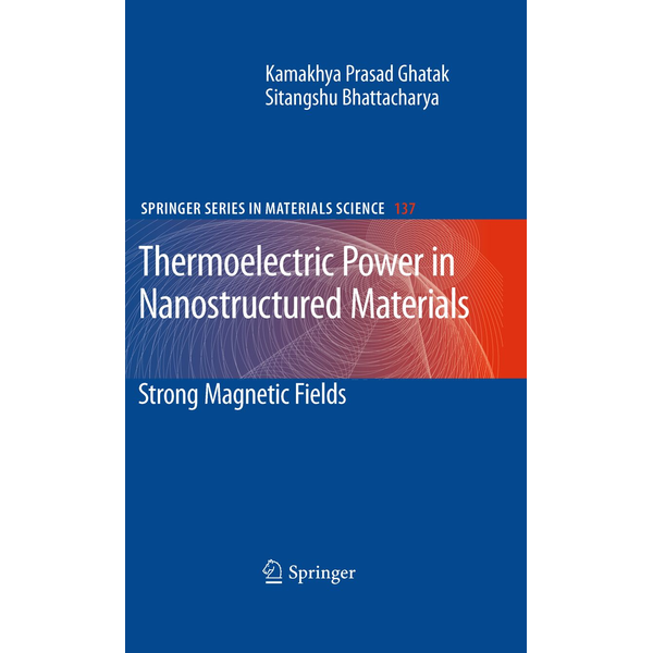 Kamakhya Prasad Ghatak - Thermoelectric Power in Nanostructured Materials - Strong Magnetic Fields