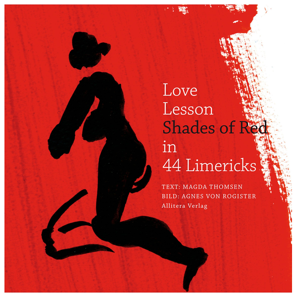 Magda Thomsen - Love Lesson Shades of Red - in 44 Limmericks