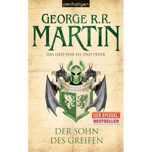 George R.R. Martin - ISBN 9783764531041 book Fiction German Paperback 848 pages