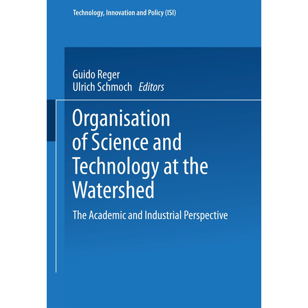 Physica - Organisation of Science and Technology at the Watershed - The Academic and Industrial Perspective
