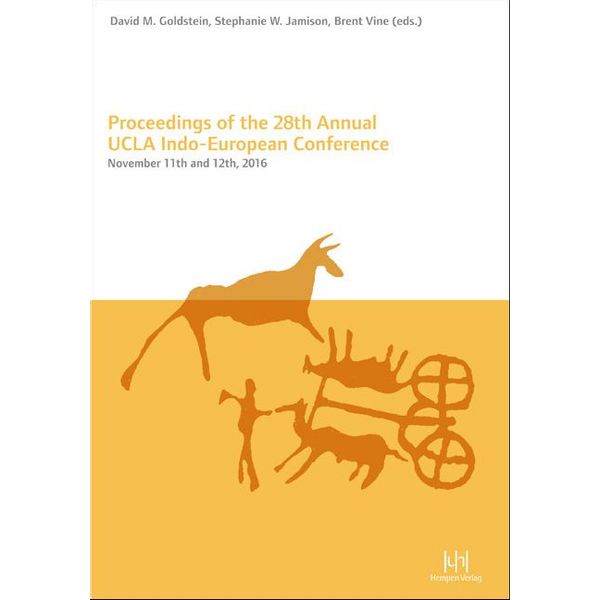 Hempen, U - Proceedings of the 28th Annual UCLA Indo-European Conference - November 11th and 12th, 2016