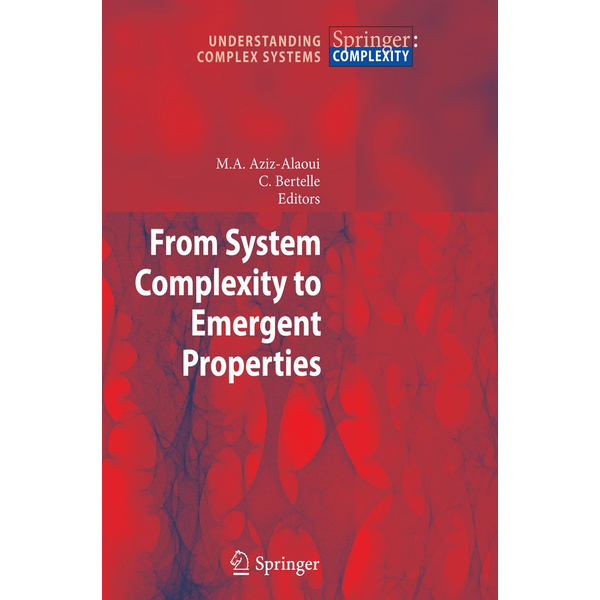 Springer Berlin - From System Complexity to Emergent Properties