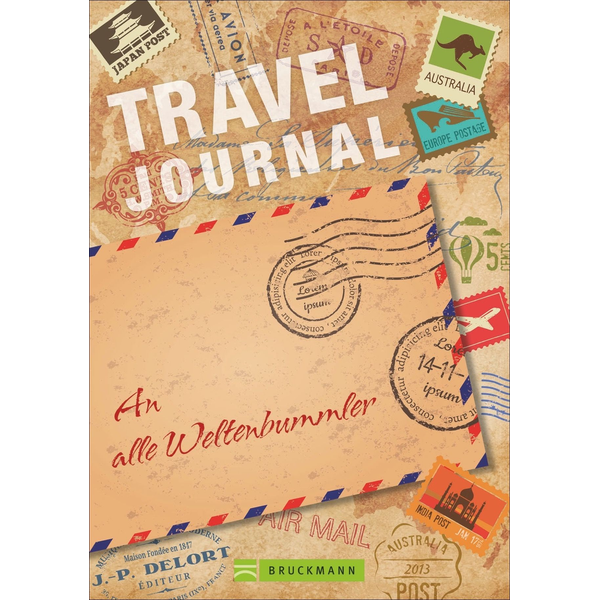 Klaus Viedebantt - Travel Journal - An alle Weltenbummler