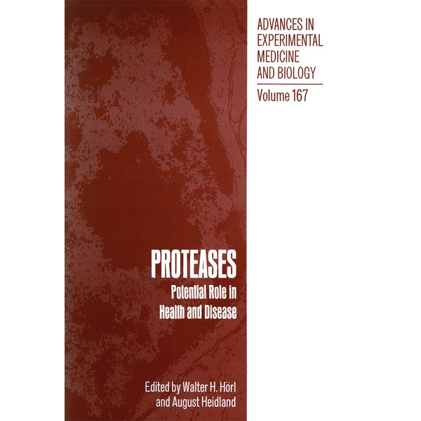 Springer US - PROTEASES: Potential Role in Health and Disease