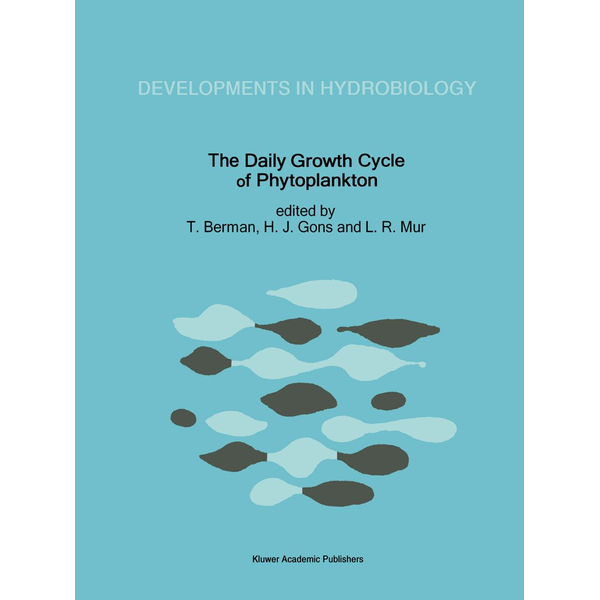 Springer Netherland - The Daily Growth Cycle of Phytoplankton - Proceedings of the Fifth International Workshop of the Group for Aquatic Primary Productivity (GAP), held at Breukelen, The Netherlands 20–28 April 1990