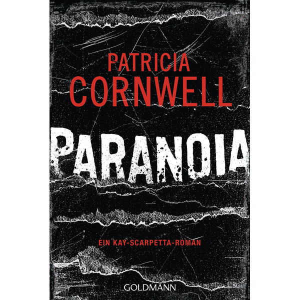 Patricia Cornwell - ISBN 9783442481415 book Fiction German Paperback 576 pages