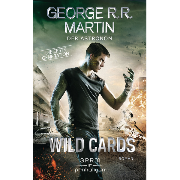 George R.R. Martin - ISBN 9783764531782 book Fiction German Paperback 544 pages