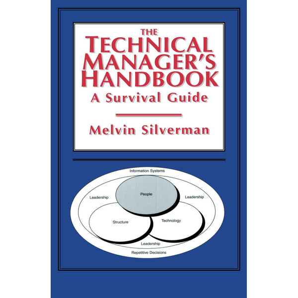 Springer US - The Technical Manager's Handbook - A Survival Guide