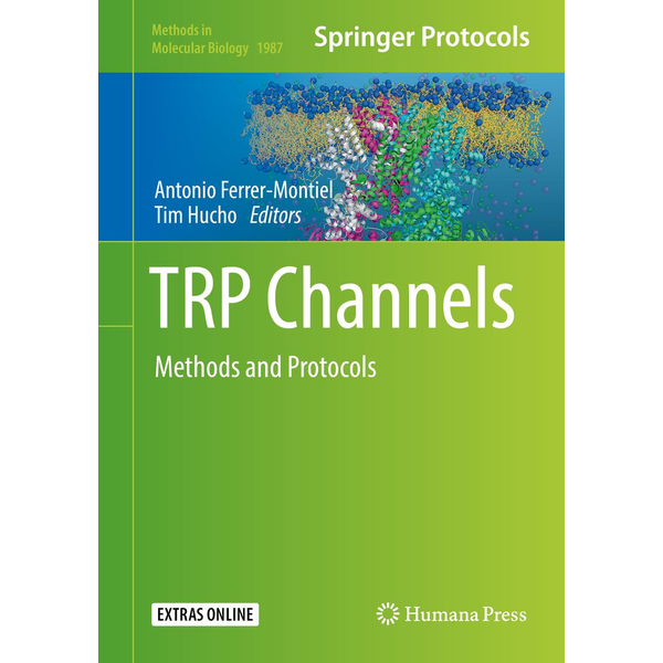 Springer US - TRP Channels - Methods and Protocols