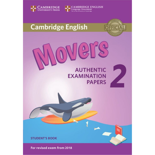 Klett Sprachen GmbH - Cambridge English Young Learners Test Movers 2 - For the revised exam from 2018. Student's Book