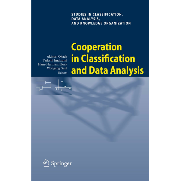 Springer Berlin - Cooperation in Classification and Data Analysis - Proceedings of Two German-Japanese Workshops