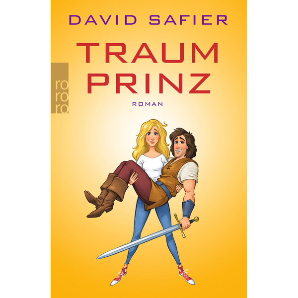 David Safier - Traumprinz