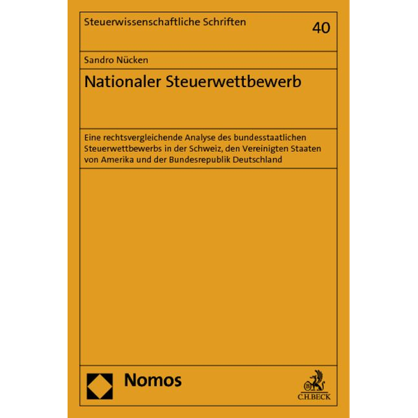 Sandro Nücken - ISBN 9783848707287 book Law German Paperback 310 pages