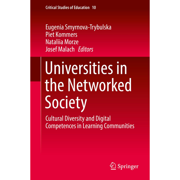Springer International Publishing - Universities in the Networked Society - Cultural Diversity and Digital Competences in Learning Communities