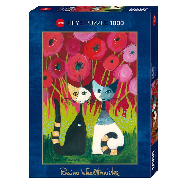 - Poppy Canopy Puzzle - 1000 Teile