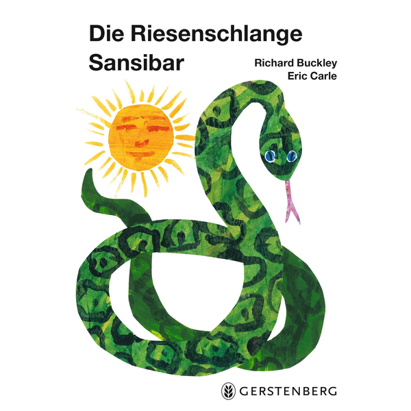 Richard Buckley - Die Riesenschlange Sansibar