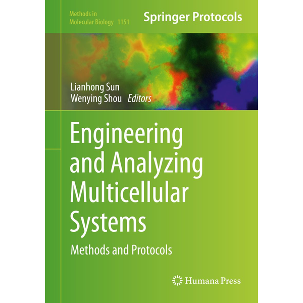 Springer US - Engineering and Analyzing Multicellular Systems - Methods and Protocols