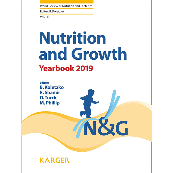 Karger, S - Nutrition and Growth - Yearbook 2019