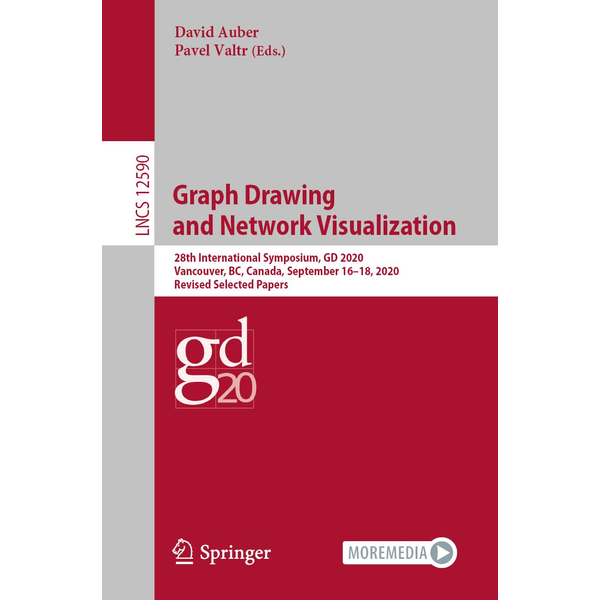 Springer International Publishing - Graph Drawing and Network Visualization - 28th International Symposium, GD 2020, Vancouver, BC, Canada, September 16–18, 2020, Revised Selected Papers