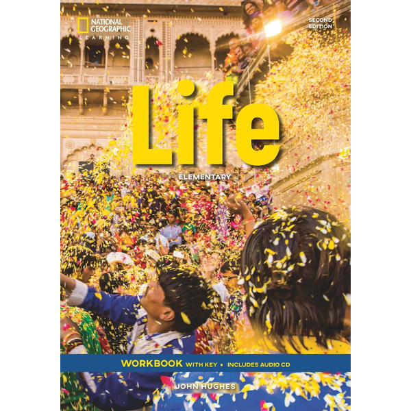Paul Dummett - Life - Second Edition - A1.2/A2.1: Elementary - Workbook + Audio-CD + Key
