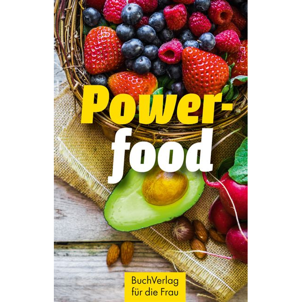 Marianne Harms-Nicolai - Powerfood