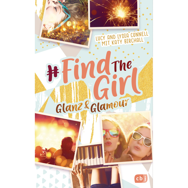 Lydia Connell - Find the Girl - Glanz und Glamour